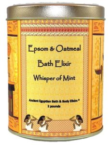 whisper-of-mint-epsom-and-oatmeal-bath-elixir-ancient-egyptian-bath-and-body-elixir-cypress-tx